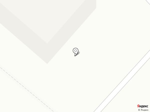 Фрегат на карте Мегиона