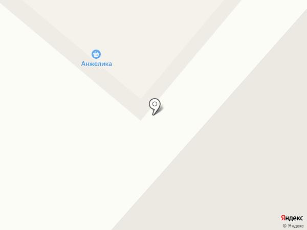 Анжелика на карте Мегиона