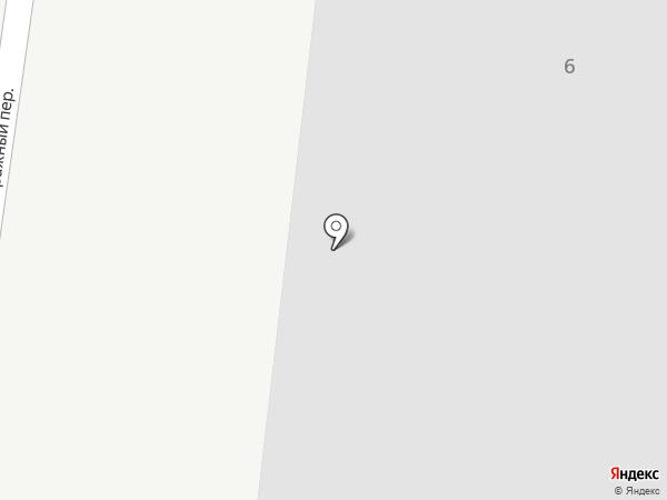 Сибавтосервис на карте Мегиона