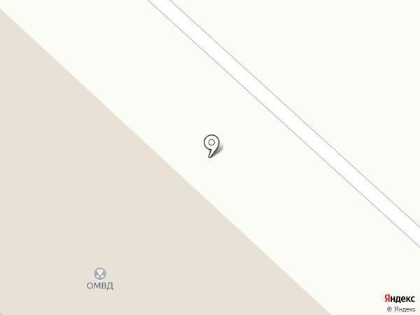 Отдел МВД России по г. Мегиону на карте Мегиона