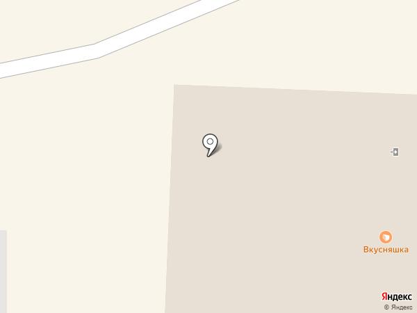 Магазин-пекарня на карте Мегиона