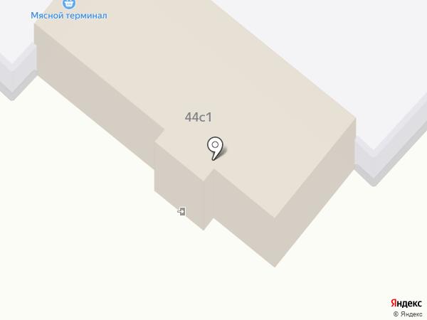 Кристальный на карте Мегиона