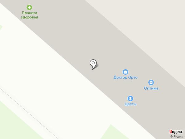Екатерина на карте Мегиона