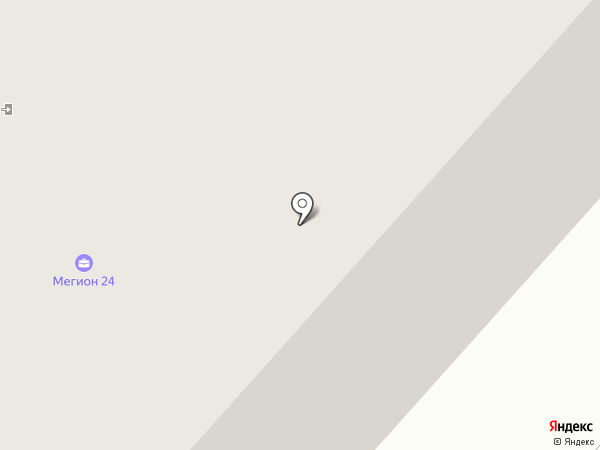 Бизнес-Консалт на карте Мегиона