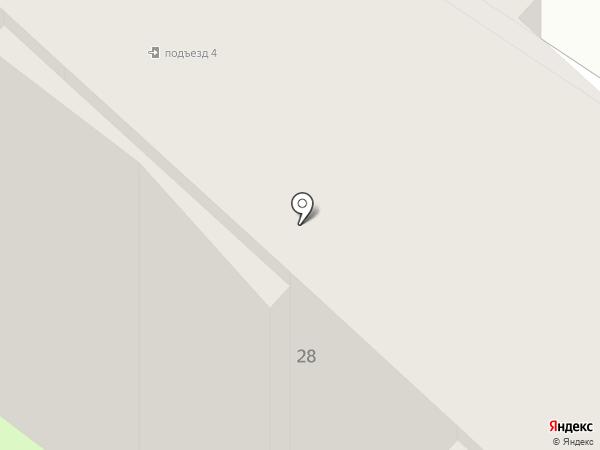 Риком-Траст на карте Мегиона