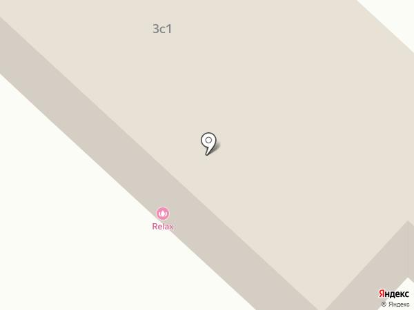 Корица на карте Мегиона