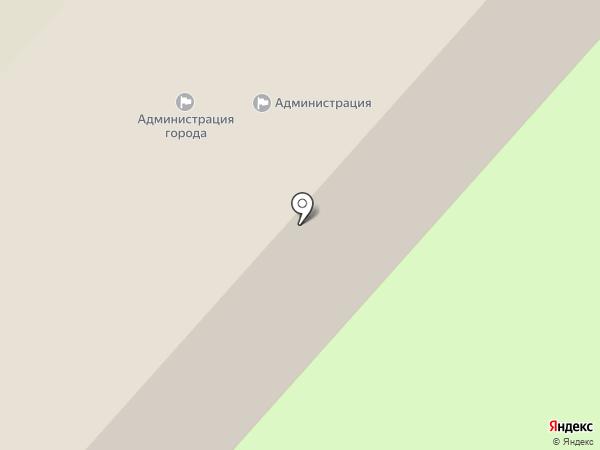 Управление архитектуры и градостроительства администрации г. Мегиона на карте Мегиона
