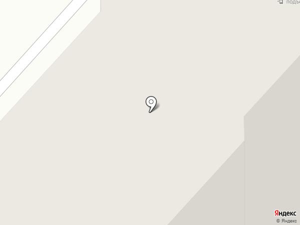 Чайка на карте Мегиона