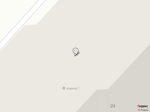 Алиса на карте Мегиона