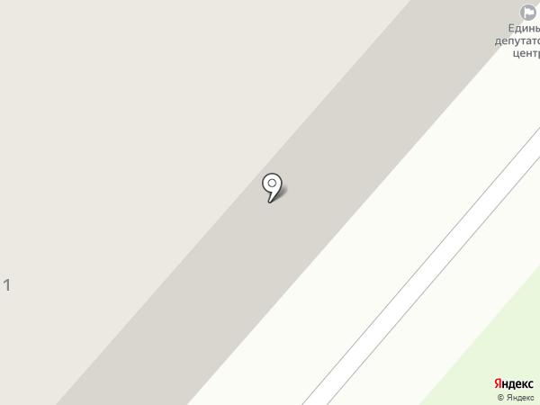 Прокуратура г. Мегиона на карте Мегиона