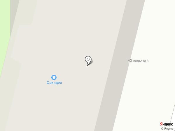 ТЕЛЕ-мастерская на карте Мегиона