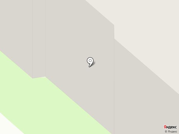 Евростиль на карте Мегиона