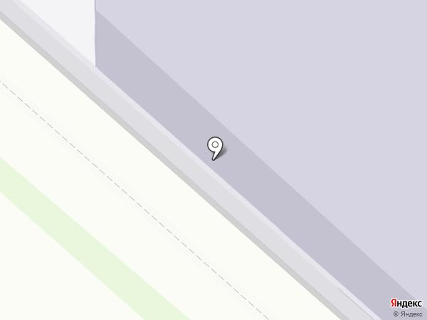 Детская школа искусств им. А.М. Кузьмина на карте Мегиона