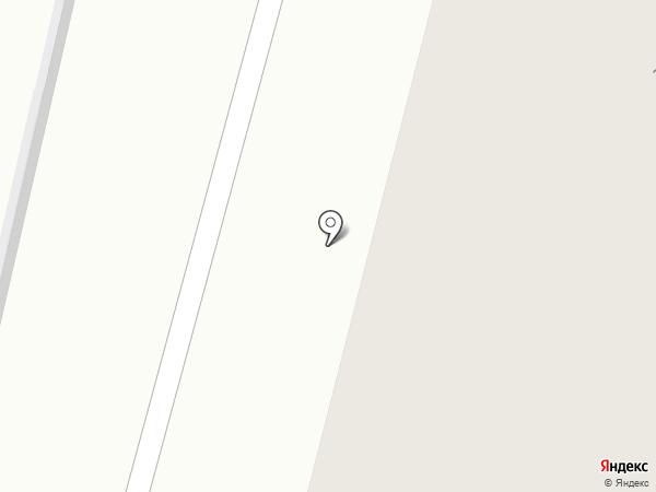 Мегионский учебный центр на карте Мегиона