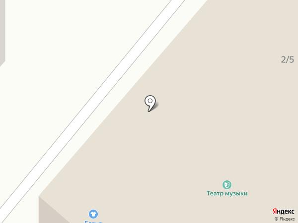 ТРАНСАВИА ТУР на карте Мегиона