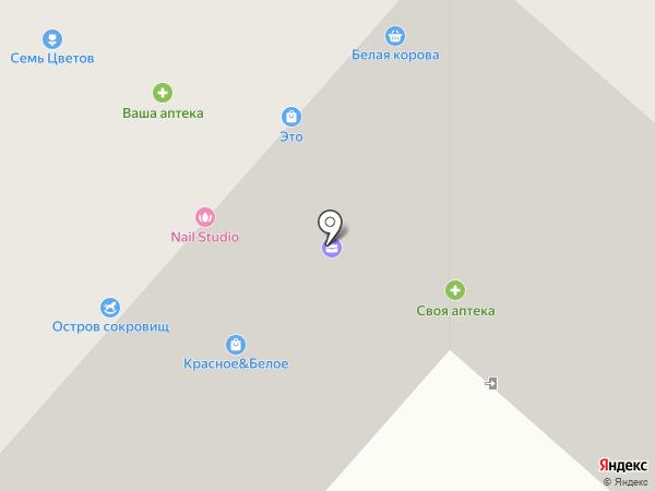 Центр Независимой Оценки на карте Мегиона
