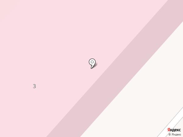 Психоневрологическая больница им. Святой Преподобномученицы Елизаветы на карте Мегиона