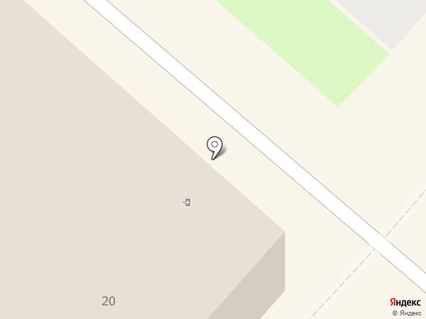 Сервис-центр на карте Мегиона
