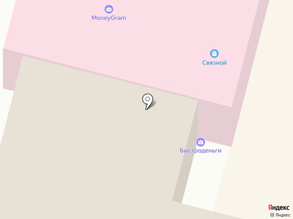Аптека на карте Мегиона