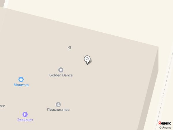 Быстроденьги на карте Мегиона
