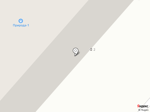 Аленка на карте Мегиона