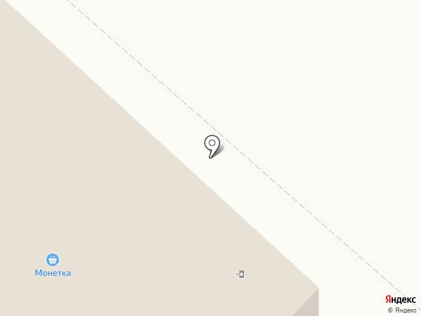Банкомат, Ханты-Мансийский банк Открытие, ПАО на карте Мегиона