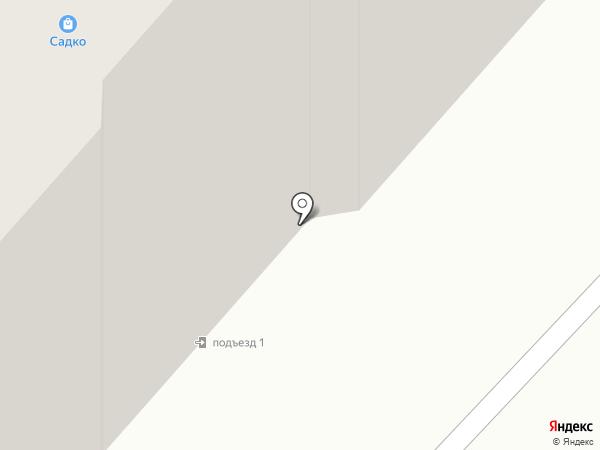 TianDe на карте Мегиона