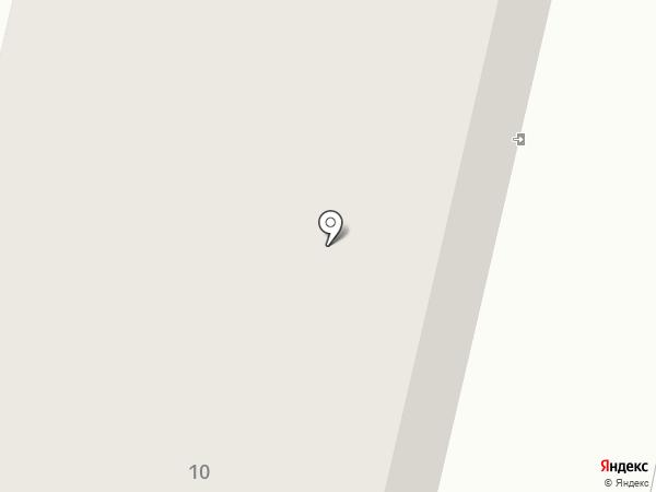 Аптека №86 на карте Мегиона