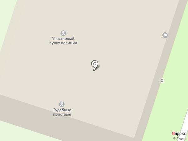 Отдел судебных приставов по г. Мегиону на карте Мегиона