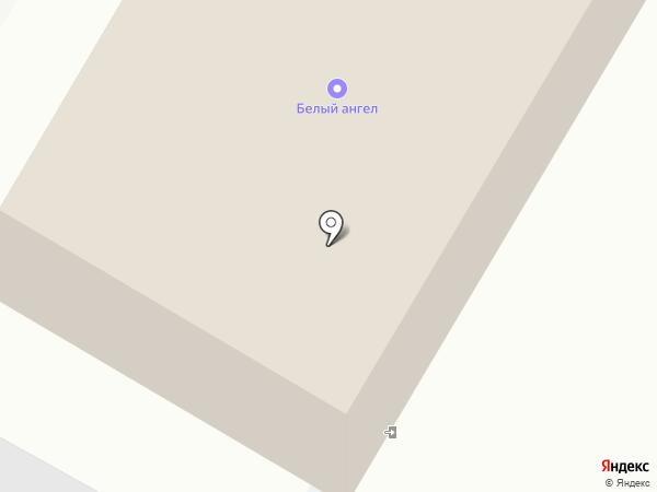 Отдел вневедомственной охраны по г. Мегиону на карте Мегиона