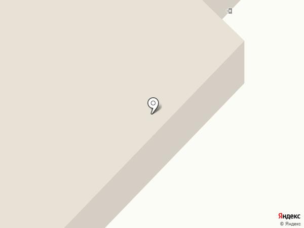 ДЕЛЬФИН на карте Мегиона