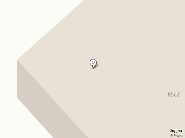 Гранит на карте Нижневартовска