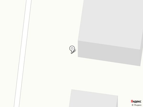 Муравейник на карте Нижневартовска