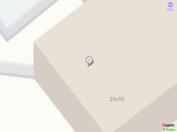 ПИТ на карте Нижневартовска