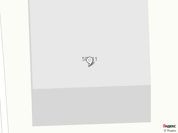 Конфети на карте Нижневартовска