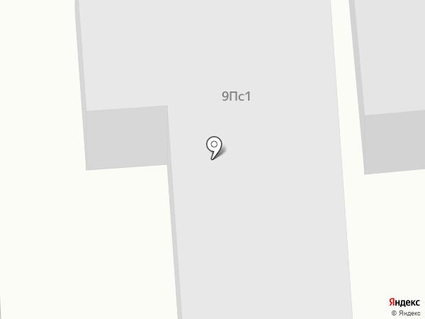 Багетная мастерская на карте Нижневартовска