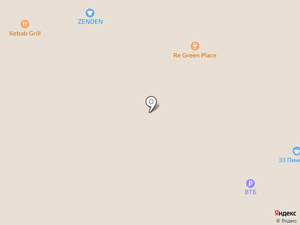 Рив Гош на карте Нижневартовска