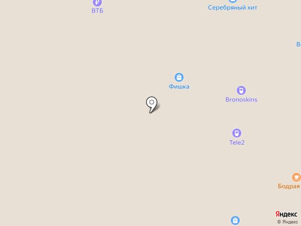 Ёмаё на карте Нижневартовска