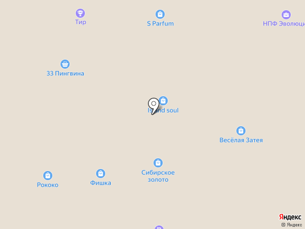 NORD QUEST на карте Нижневартовска