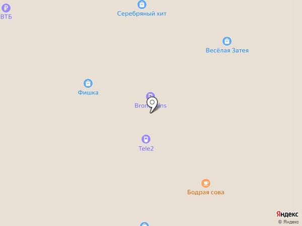 ORBY на карте Нижневартовска
