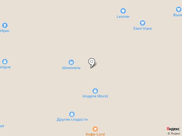 Мир чехлов на карте Нижневартовска