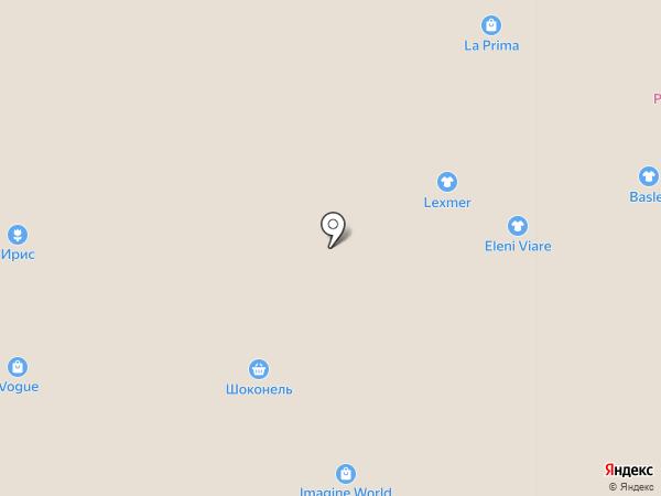 Bon Bon на карте Нижневартовска