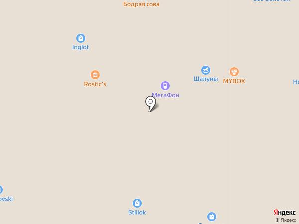 Infiore на карте Нижневартовска