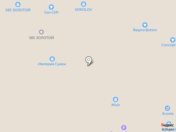 Regina Bottini на карте Нижневартовска