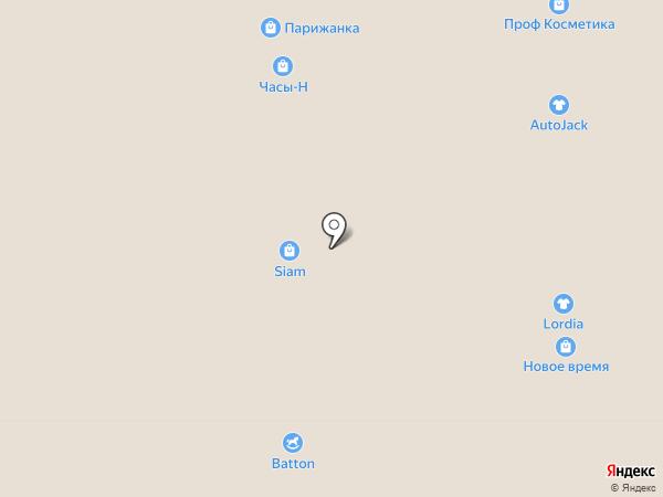 Sheikh на карте Нижневартовска