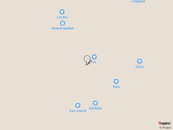 Lime на карте Нижневартовска