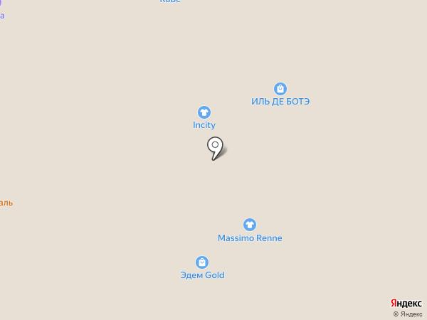 Serginnetti на карте Нижневартовска