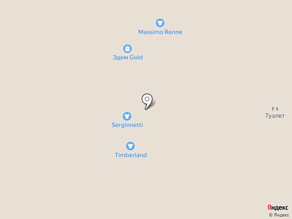 Glance на карте Нижневартовска