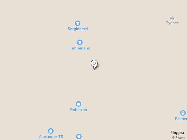 Vemina City на карте Нижневартовска