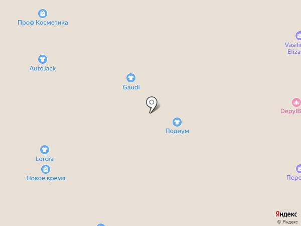 MAN на карте Нижневартовска